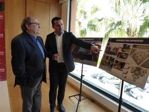 Las obras del Hotel Residencia de Deportistas arrancará en 2018