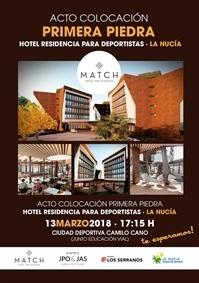 La Nucia Cartel Hotel 1 Piedra 2018