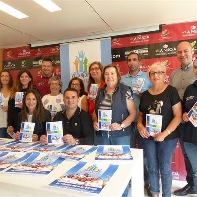 """La Nucía presenta la """"Asociación del Voluntariado Social"""""""