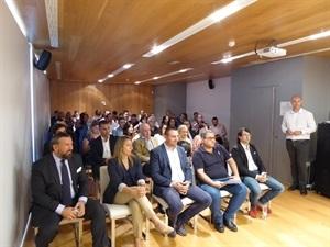 El evento se ha desarrollado en las polivalentes salas del Pabellón Municipal Camilo Cano de La Nucía