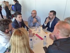 Empresarios de toda la Comunidad Valenciana han participado en este encuentro empresarial