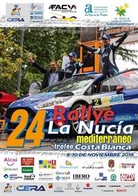 El Rallye La Nucía- Trofeo Costa Blanca