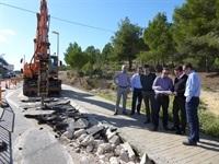 La Nucia poli inicio obras 1 2018
