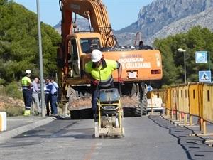 La Nucia poli inicio obras 2 2018