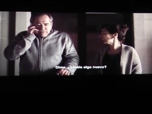 """Escena del corto  """"Le vivre ensemble"""", qeu abrió ayer el Festival"""