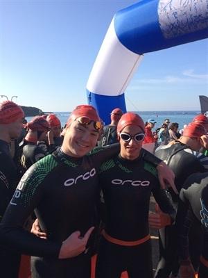 El nadador nuciero competirá en las distancias de 5 km. y 2 km, ambas el viernes 16 de noviembre en Dubai,