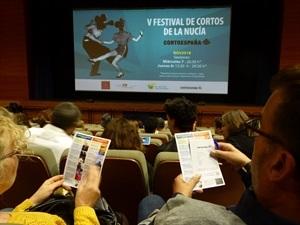 Más de 500 espectadores disfrutaron del V Festival de Cortos La Nucía