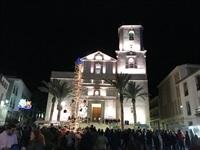 La Nucia Plaza Iluminacion 1a dic 2018
