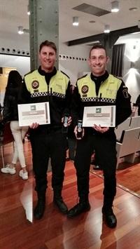 La Nucía Policía Premio Anim post 1 2019