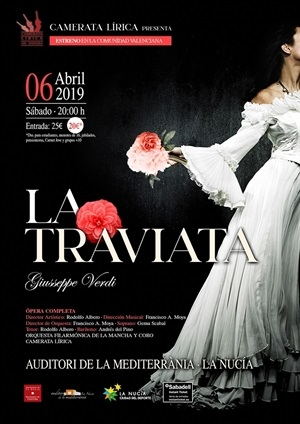 La Nucia La Traviata abril 2019