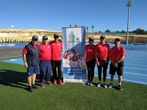 MEETING INTERNACIONAL DE ATLETISMO ADAPTADO 2019