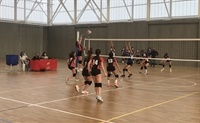 La Nucia Voley vs Sant Joan abril 1 2021